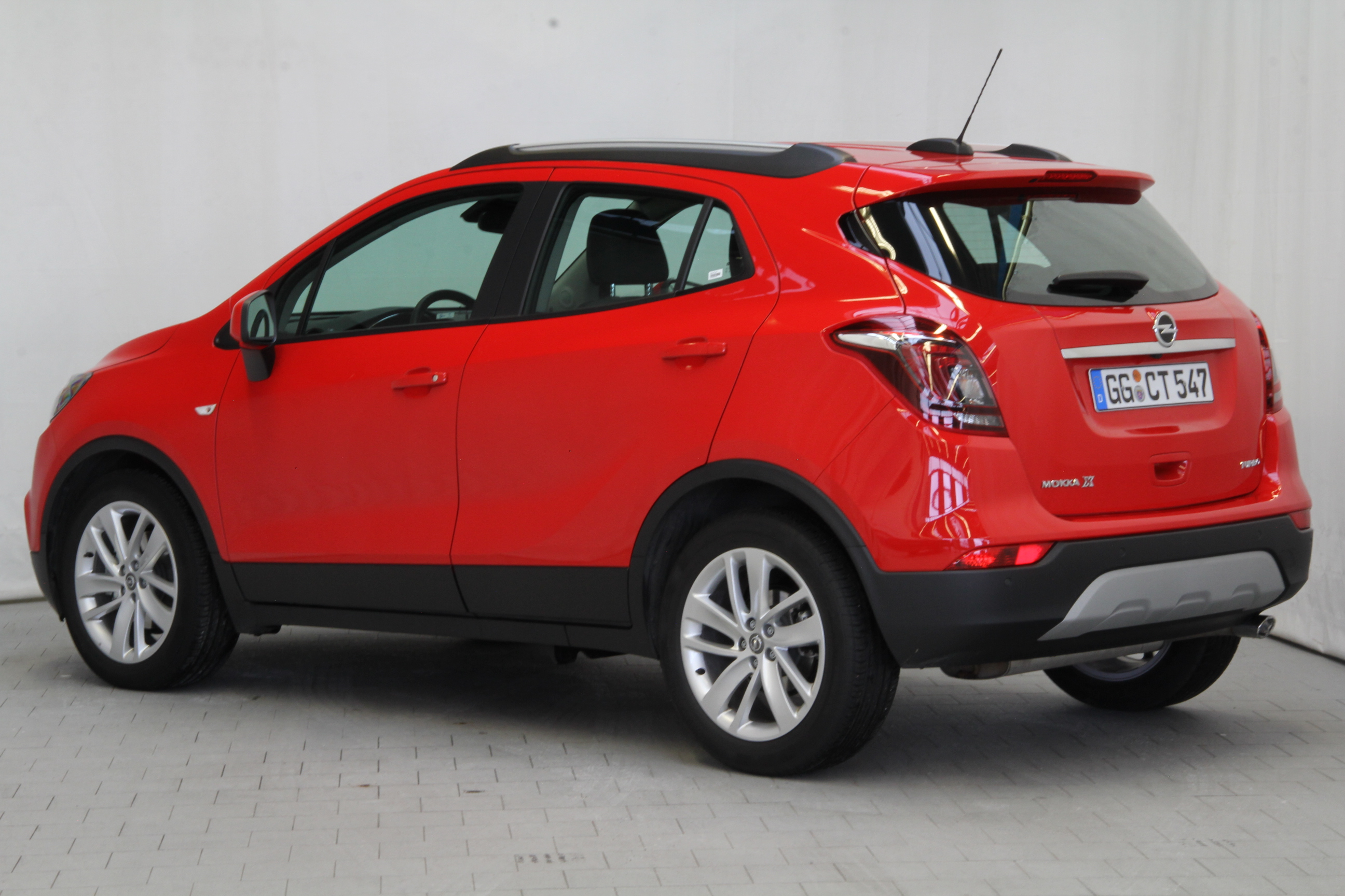 Opel Mokka X 1.4 Turbo 140 4x2 Edition -