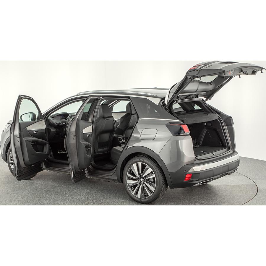 Peugeot 3008 Hybrid 300 e-EAT8 -