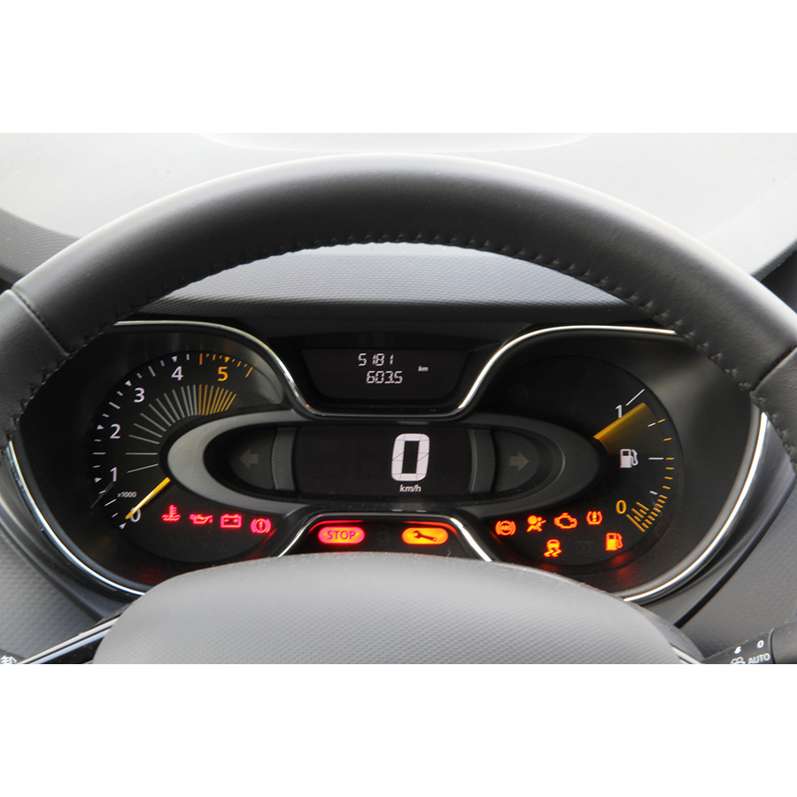 Renault Captur dCi 90 Energy -