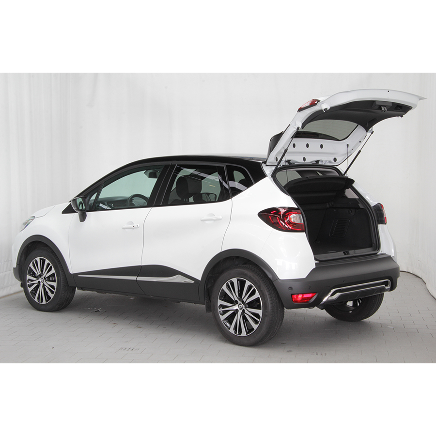 test renault captur tce 120 energy comparatif suv 4x4 crossover ufc que choisir. Black Bedroom Furniture Sets. Home Design Ideas