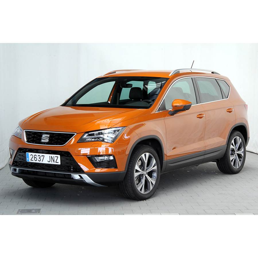 test seat ateca 2 0 tdi 190 ch start stop 4drive dsg7 comparatif suv 4x4 crossover ufc que. Black Bedroom Furniture Sets. Home Design Ideas