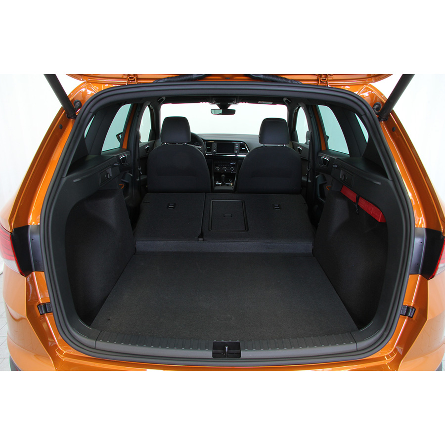 Seat Ateca 2.0 TDI 190 ch Start/Stop 4Drive DSG7 -
