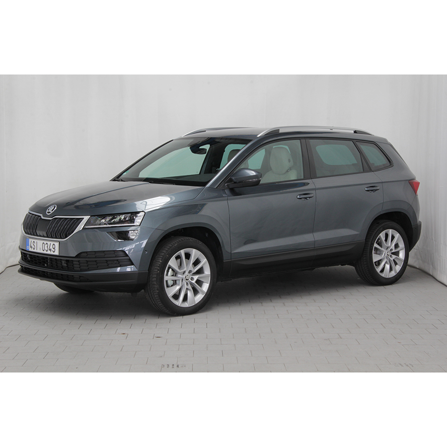 test skoda karoq 1 5 tsi 150 ch act dsg7 comparatif suv 4x4 crossover ufc que choisir. Black Bedroom Furniture Sets. Home Design Ideas