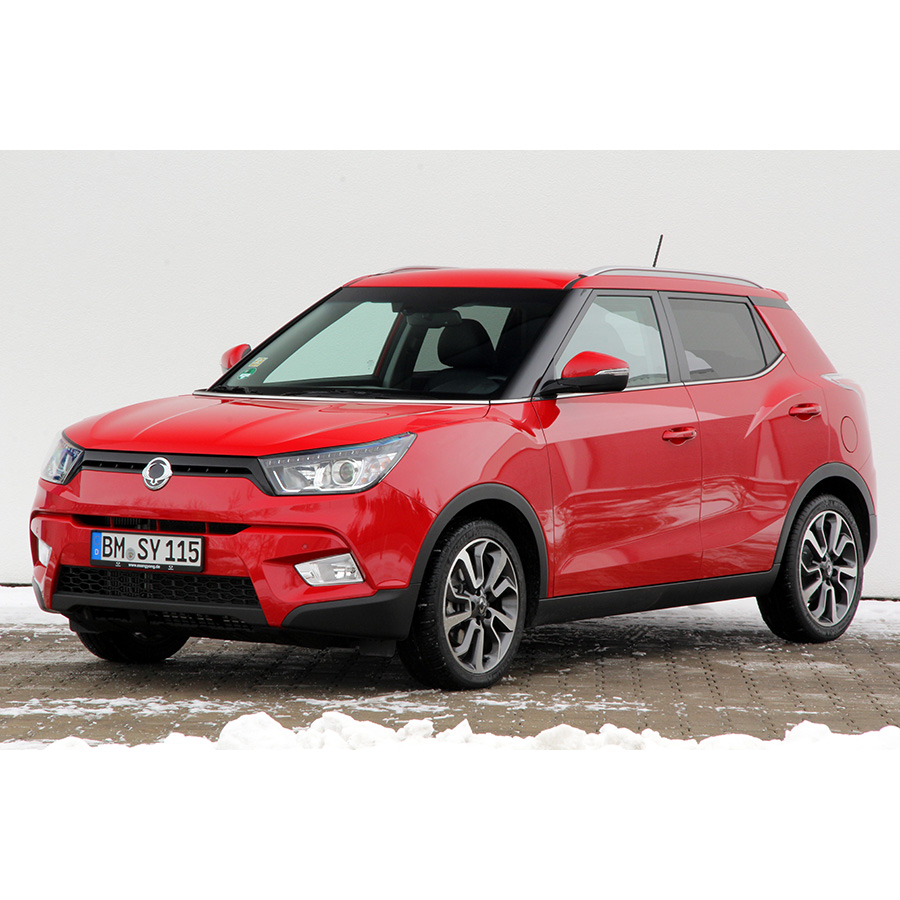 test ssangyong tivoli 1 6 e xdi 115 2wd comparatif suv. Black Bedroom Furniture Sets. Home Design Ideas