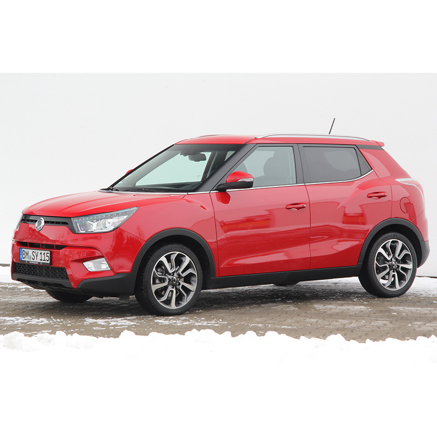 test ssangyong tivoli 1 6 e xdi 115 2wd comparatif suv 4x4 crossover ufc que choisir. Black Bedroom Furniture Sets. Home Design Ideas