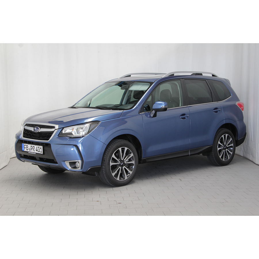 test subaru forester 2 0d 147 ch lineartronic comparatif. Black Bedroom Furniture Sets. Home Design Ideas