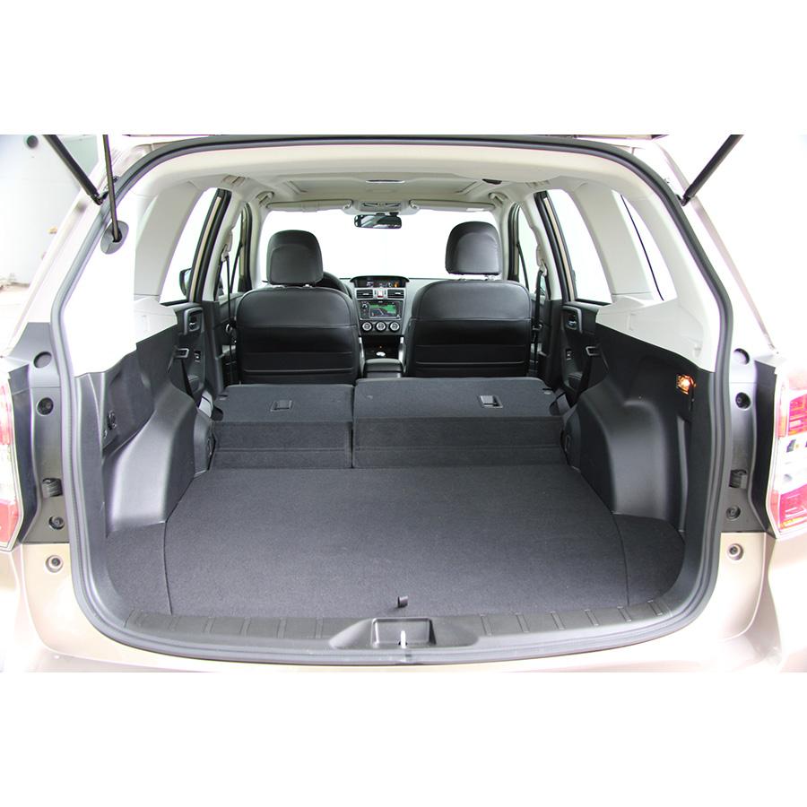 Subaru Forester 2.0D -