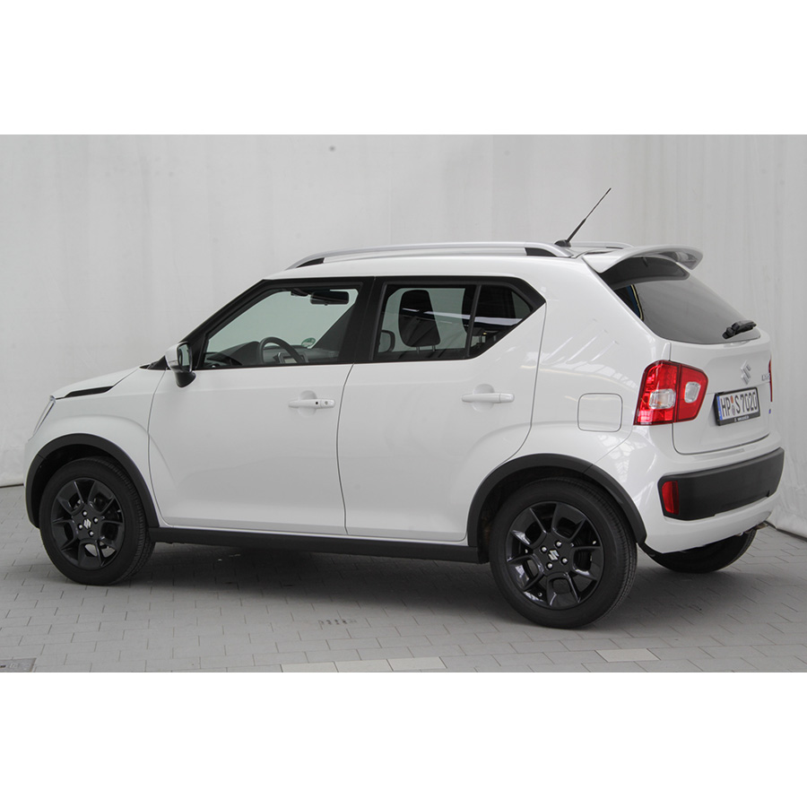 test suzuki ignis 1 2 dualjet comparatif suv 4x4 crossover ufc que choisir. Black Bedroom Furniture Sets. Home Design Ideas