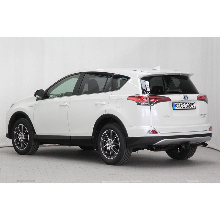 Toyota RAV4 Hybride 197 ch AWD -