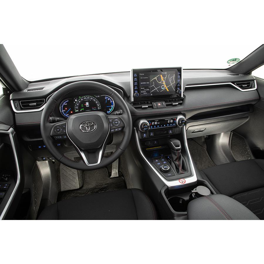 Toyota RAV4 Hybride rechargeable AWD -