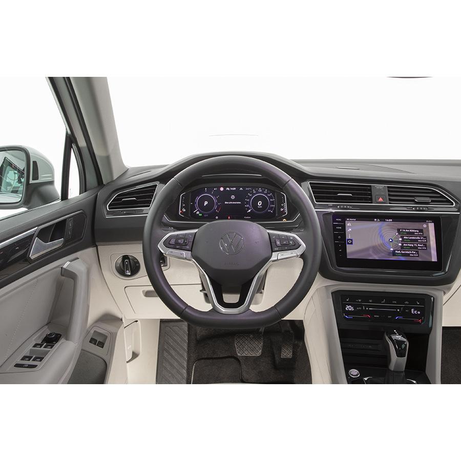 Volkswagen Tiguan 1.4 eHybrid 245ch DSG6 -