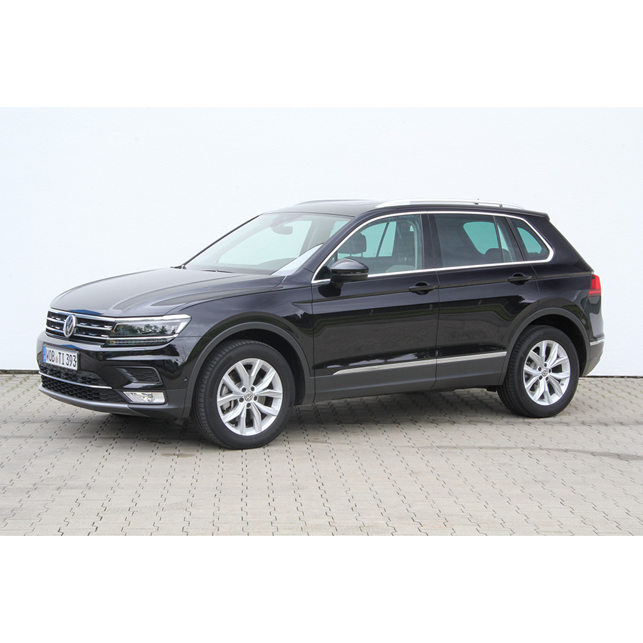 test volkswagen tiguan 2 0 tdi 150 bmt 4motion dsg7. Black Bedroom Furniture Sets. Home Design Ideas