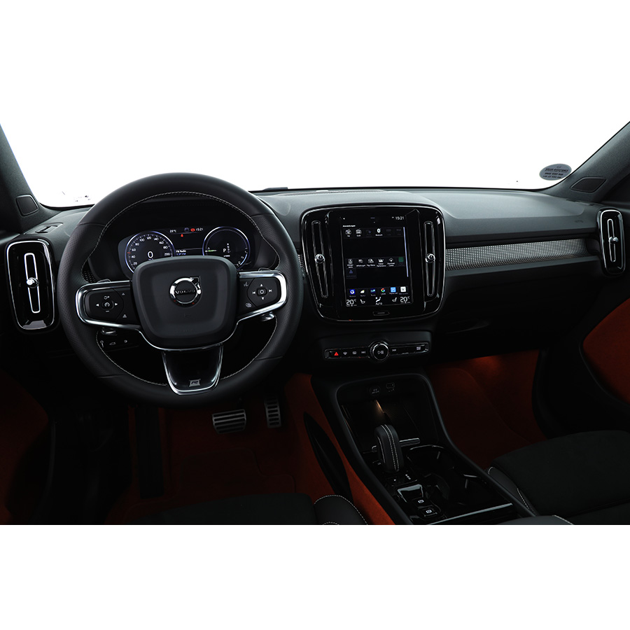 Volvo XC40 T5 Recharge 180+82 ch DCT7 -