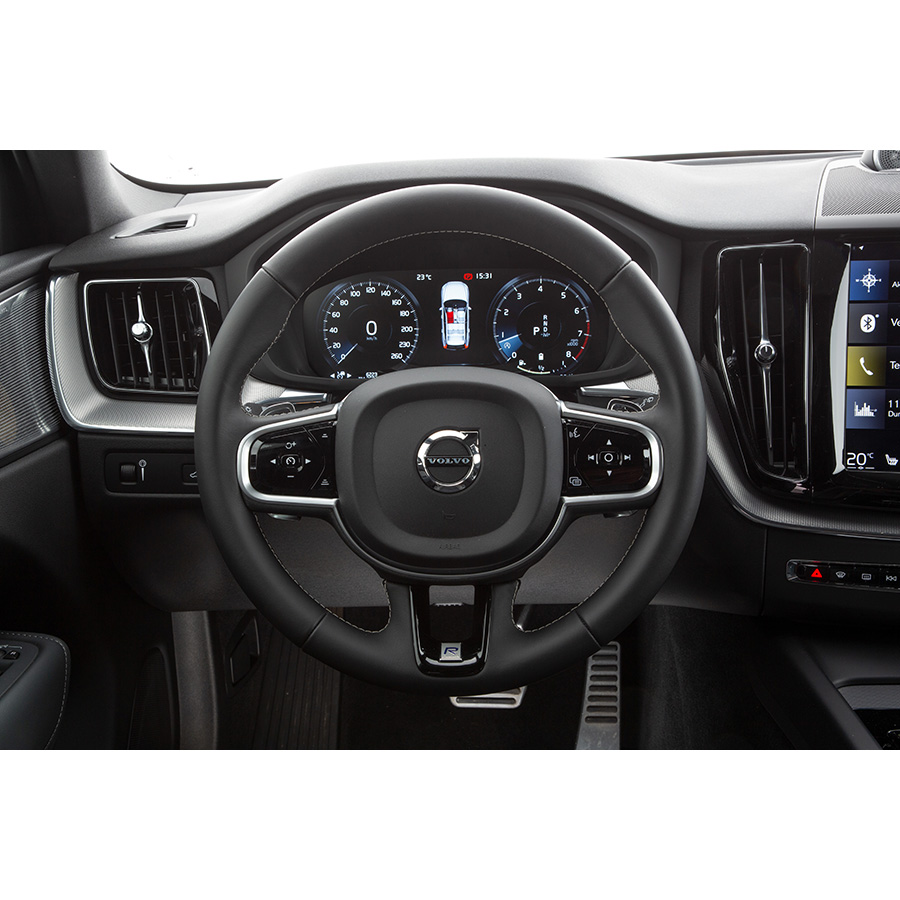 Volvo XC60 B5 AWD 235 ch Geartronic 8 -
