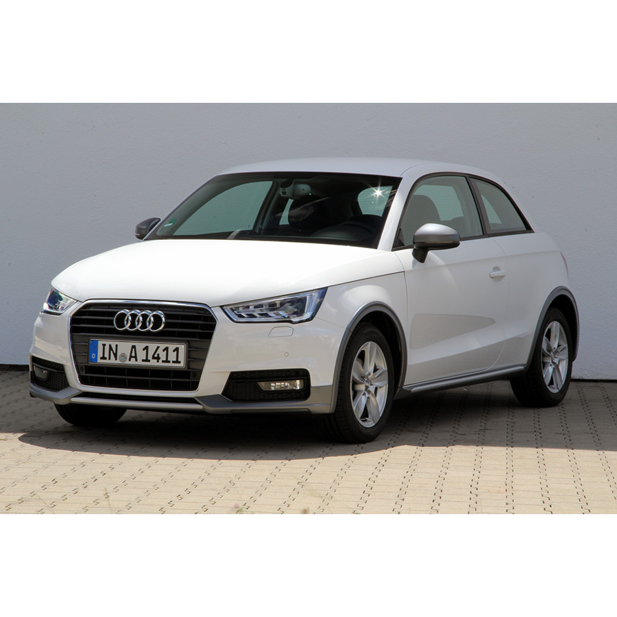 test audi a1 1 0 tfsi 95 ultra essai voiture citadine ufc que choisir. Black Bedroom Furniture Sets. Home Design Ideas