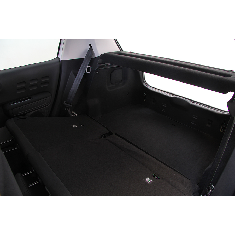 test citro n c3 puretech 110 s s essai voiture citadine ufc que choisir. Black Bedroom Furniture Sets. Home Design Ideas