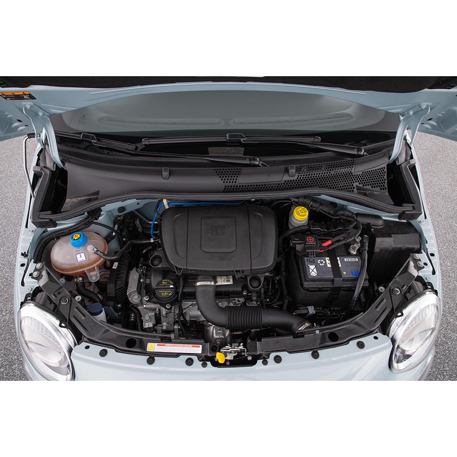 Fiat 500 1.0 70 ch Hybride BSG S/S -