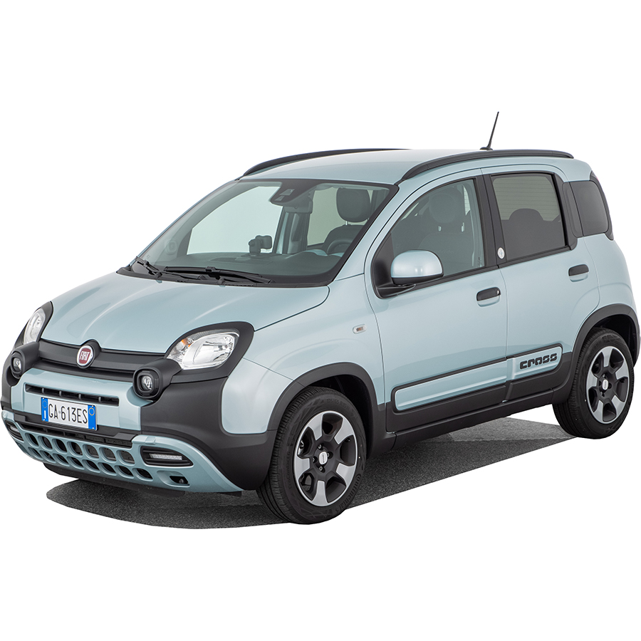 Fiat City Cross 1.0 70 ch Hybride BSG S/S -