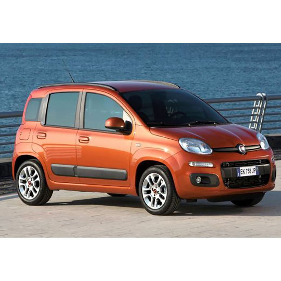 test fiat panda 1 2 8v essai voiture citadine ufc que. Black Bedroom Furniture Sets. Home Design Ideas