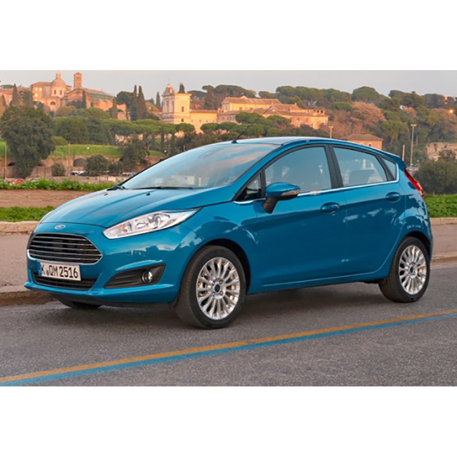 test ford fiesta 1 0 ecoboost 100 s s essai voiture citadine ufc que choisir. Black Bedroom Furniture Sets. Home Design Ideas