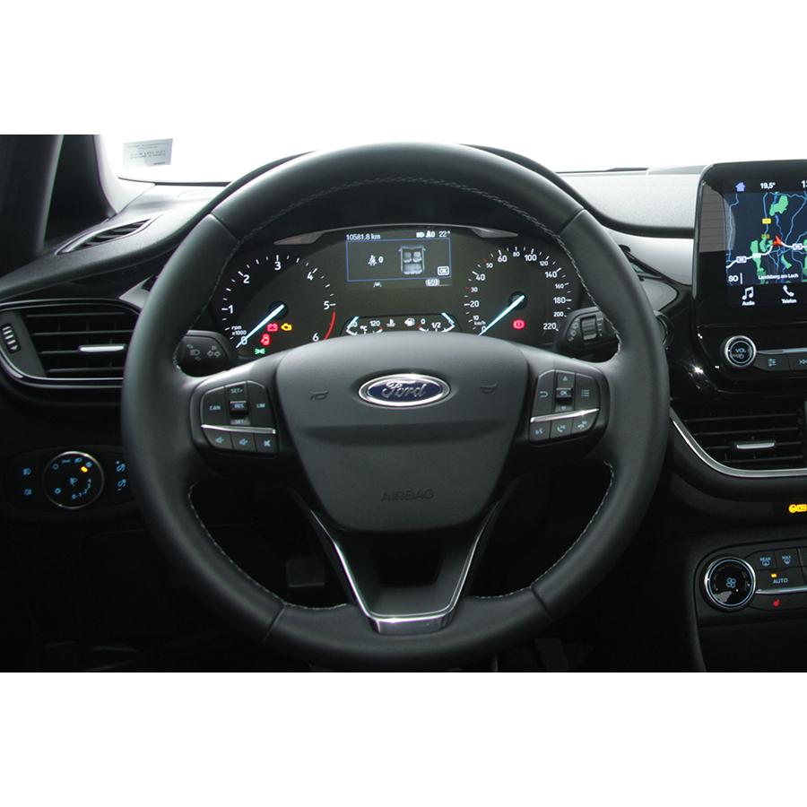 test ford fiesta 1 5 tdci 120 s s bvm6 essai voiture citadine ufc que choisir. Black Bedroom Furniture Sets. Home Design Ideas