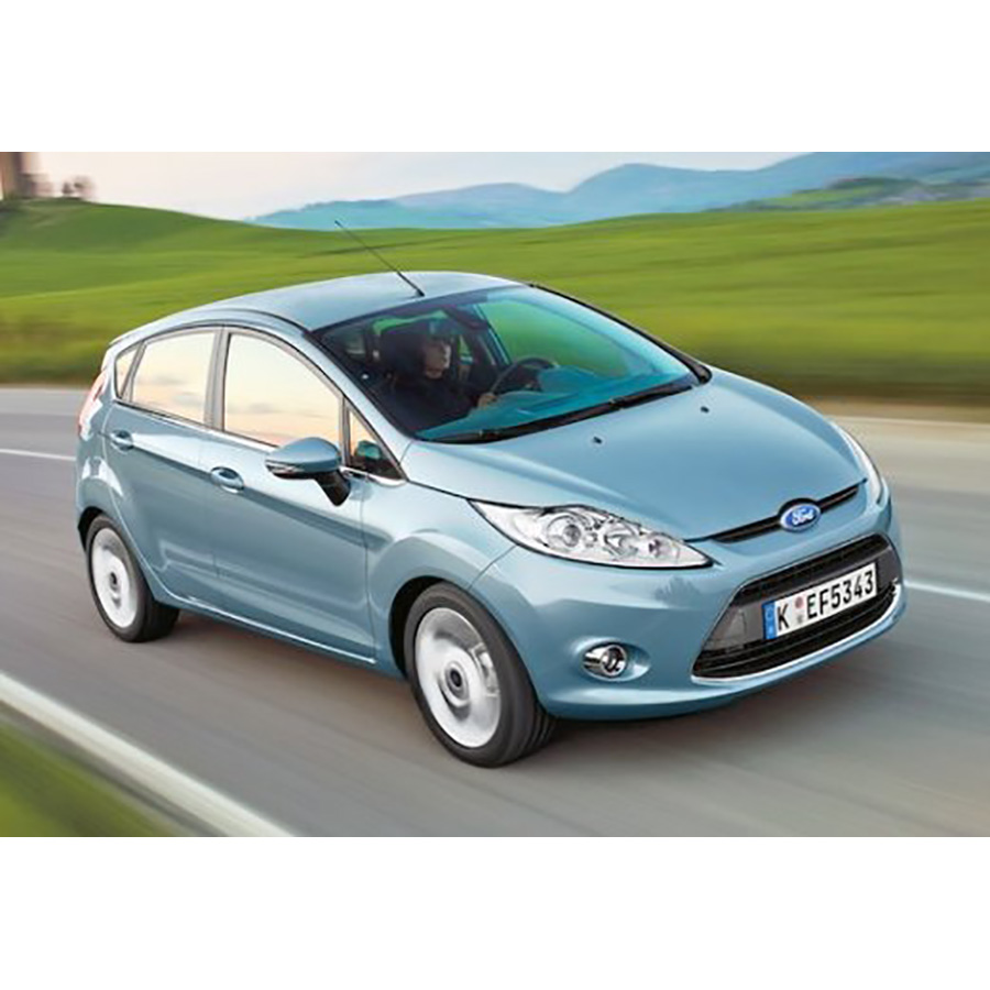 test ford fiesta 1 6 tdci 95 essai voiture citadine ufc que choisir. Black Bedroom Furniture Sets. Home Design Ideas