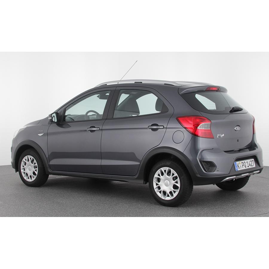 Ford Ka+ 1.2 85 ch S&S -