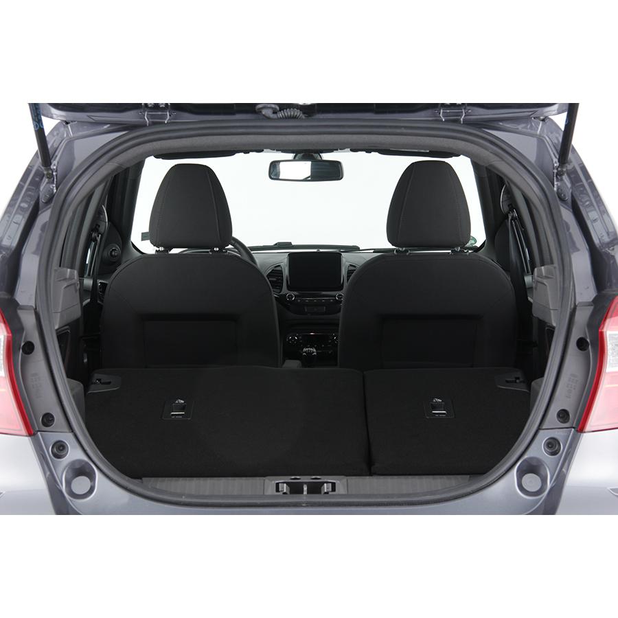 test ford ka 1 2 85 ch s s essai voiture citadine ufc que choisir. Black Bedroom Furniture Sets. Home Design Ideas