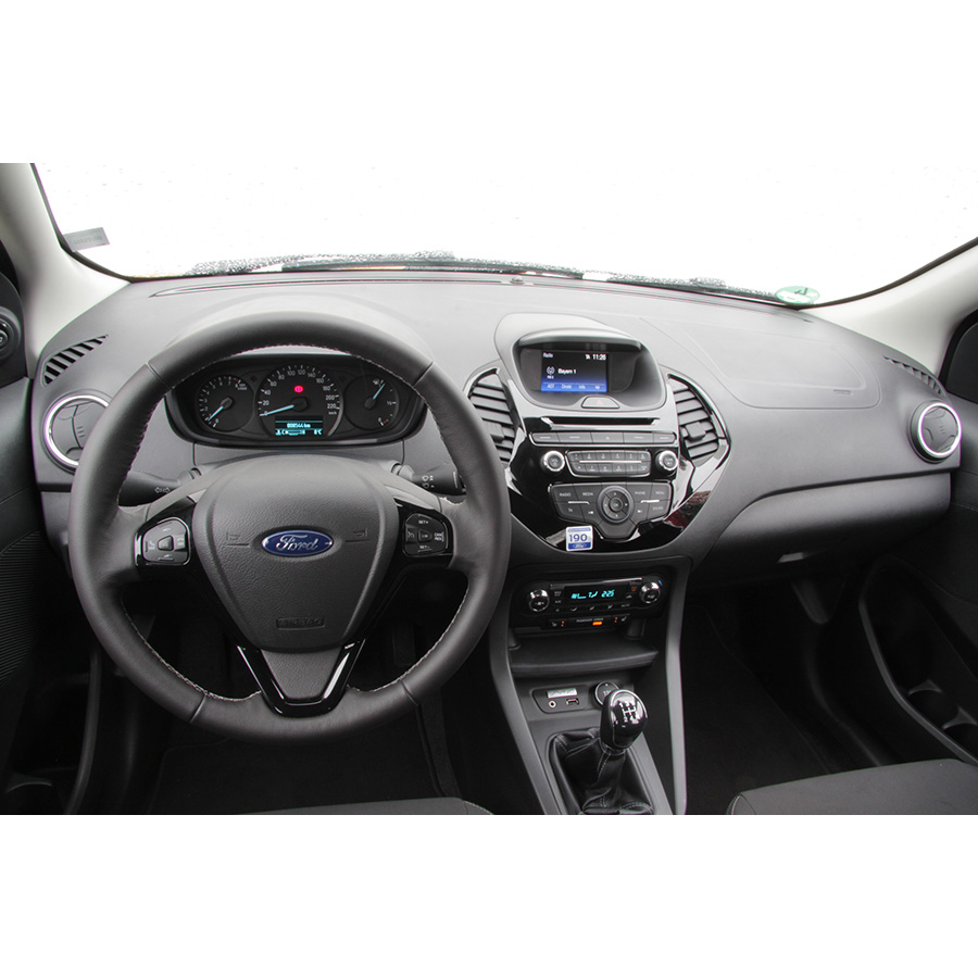 Ford Ka+ 1.2 Ti-VCT 85 -