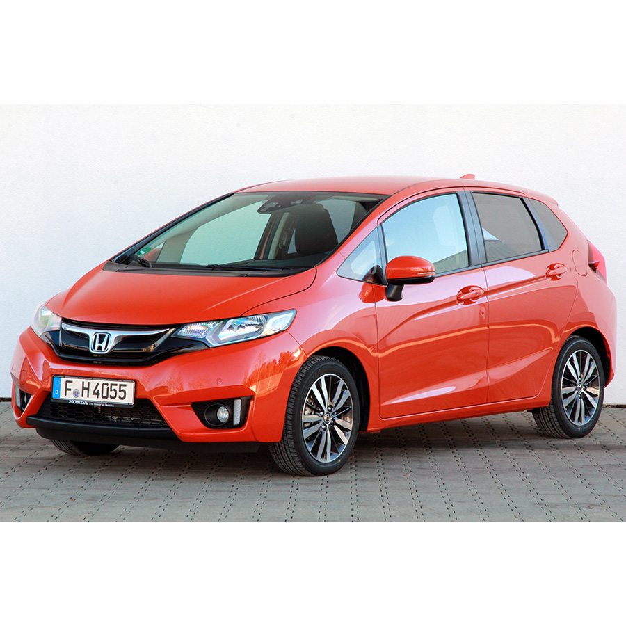 test honda jazz 1 3 i vtec essai voiture citadine ufc. Black Bedroom Furniture Sets. Home Design Ideas