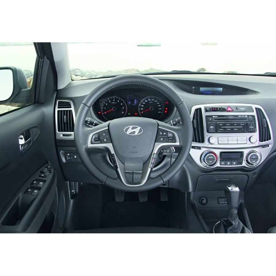 test hyundai i20 1 2 85 essai voiture citadine ufc que. Black Bedroom Furniture Sets. Home Design Ideas