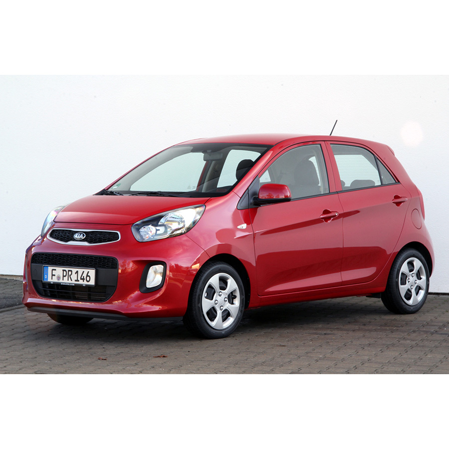 test kia picanto 1 0l 66 ch 5 portes essai voiture citadine ufc que choisir. Black Bedroom Furniture Sets. Home Design Ideas