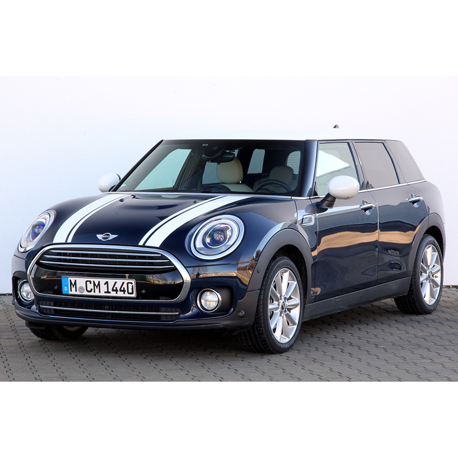 test mini clubman cooper d 150 ch a essai voiture. Black Bedroom Furniture Sets. Home Design Ideas