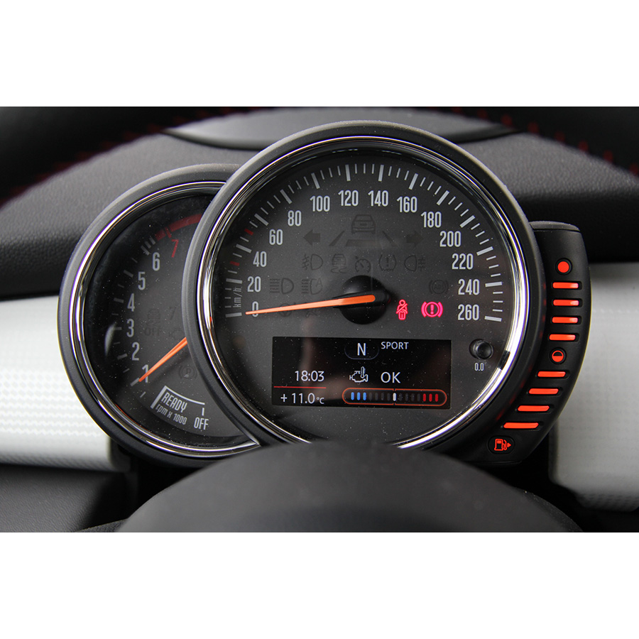Mini Cooper 136 ch -