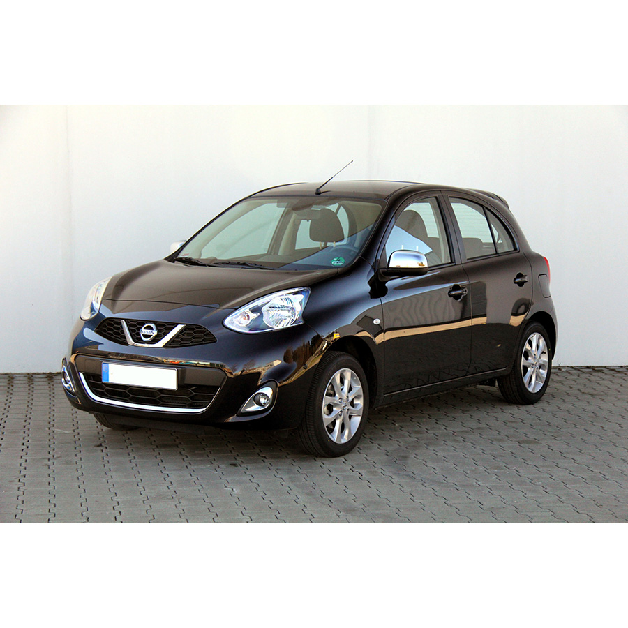 test nissan micra 1 2 80 essai voiture citadine ufc. Black Bedroom Furniture Sets. Home Design Ideas