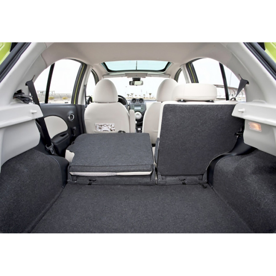 test nissan micra 1 2 80 cvt essai voiture citadine ufc que choisir. Black Bedroom Furniture Sets. Home Design Ideas