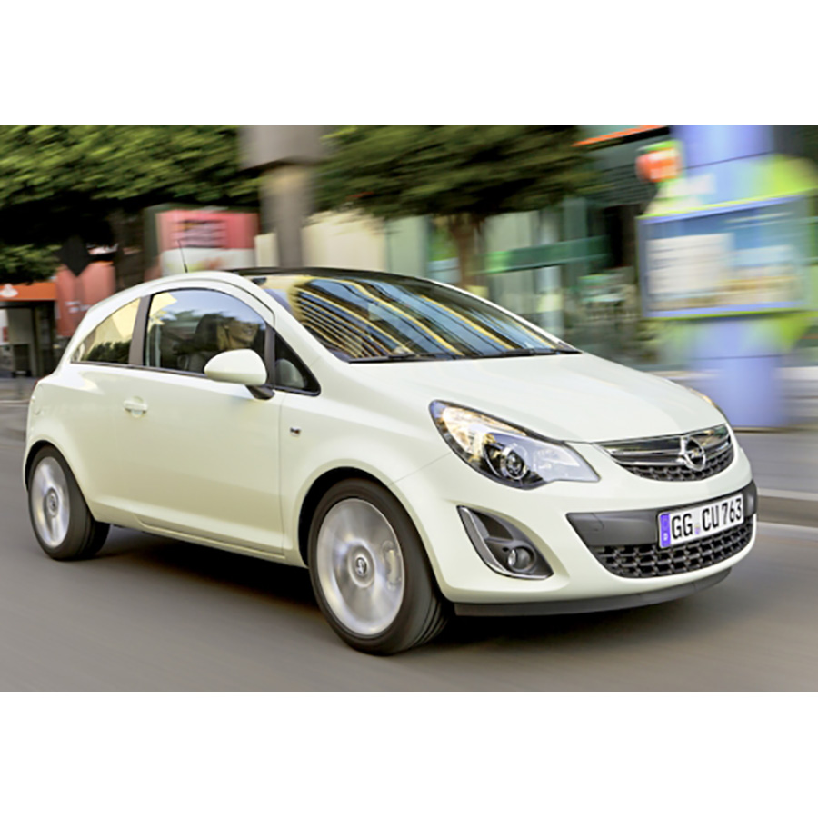 test opel corsa 1 2 85 twinport gpl essai voiture citadine ufc que choisir. Black Bedroom Furniture Sets. Home Design Ideas