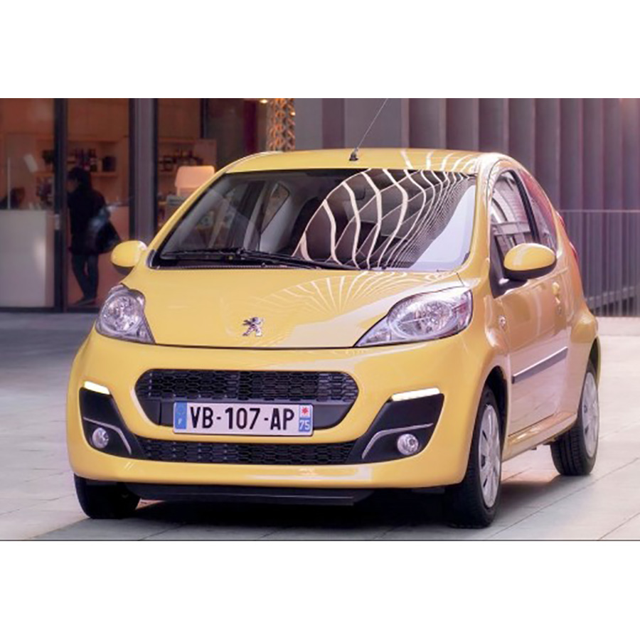 test peugeot 107 1 0e 12v 68 blue lion essai voiture citadine ufc que choisir. Black Bedroom Furniture Sets. Home Design Ideas