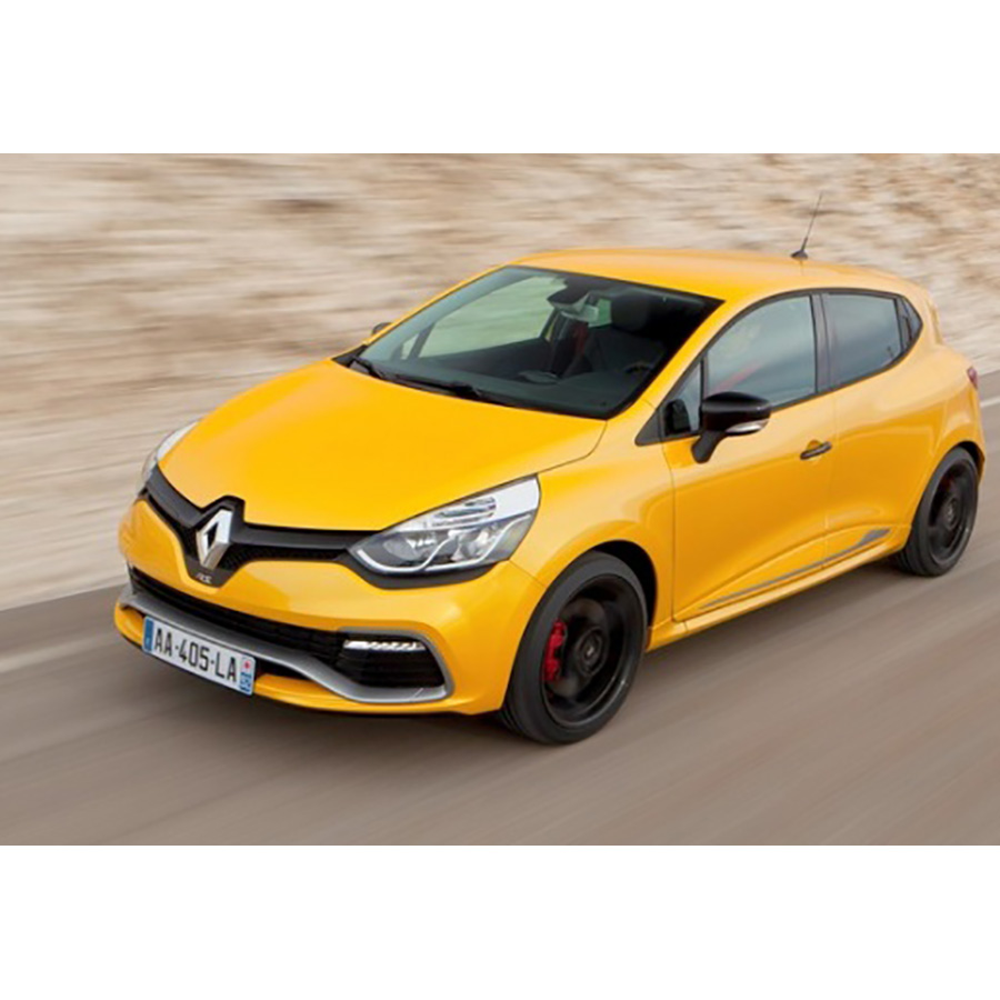 test renault clio iv 1 6 turbo 200 edc essai voiture citadine ufc que choisir. Black Bedroom Furniture Sets. Home Design Ideas