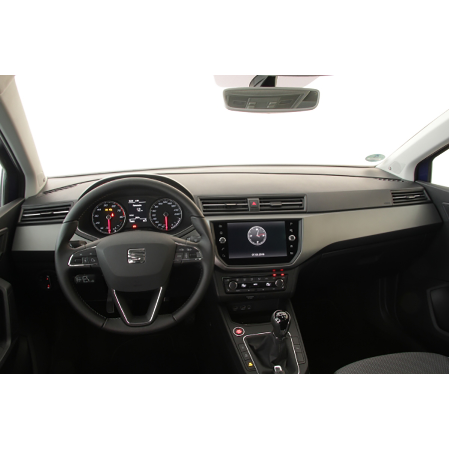 test seat ibiza 1 0 ecotsi 95 ch s s bvm5 essai voiture citadine ufc que choisir. Black Bedroom Furniture Sets. Home Design Ideas