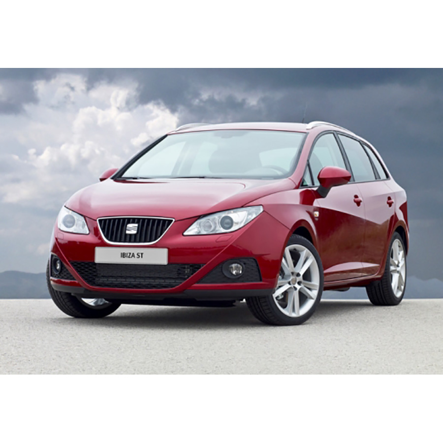 test seat ibiza st 1 2 tsi 105 start stop essai voiture citadine ufc que choisir. Black Bedroom Furniture Sets. Home Design Ideas