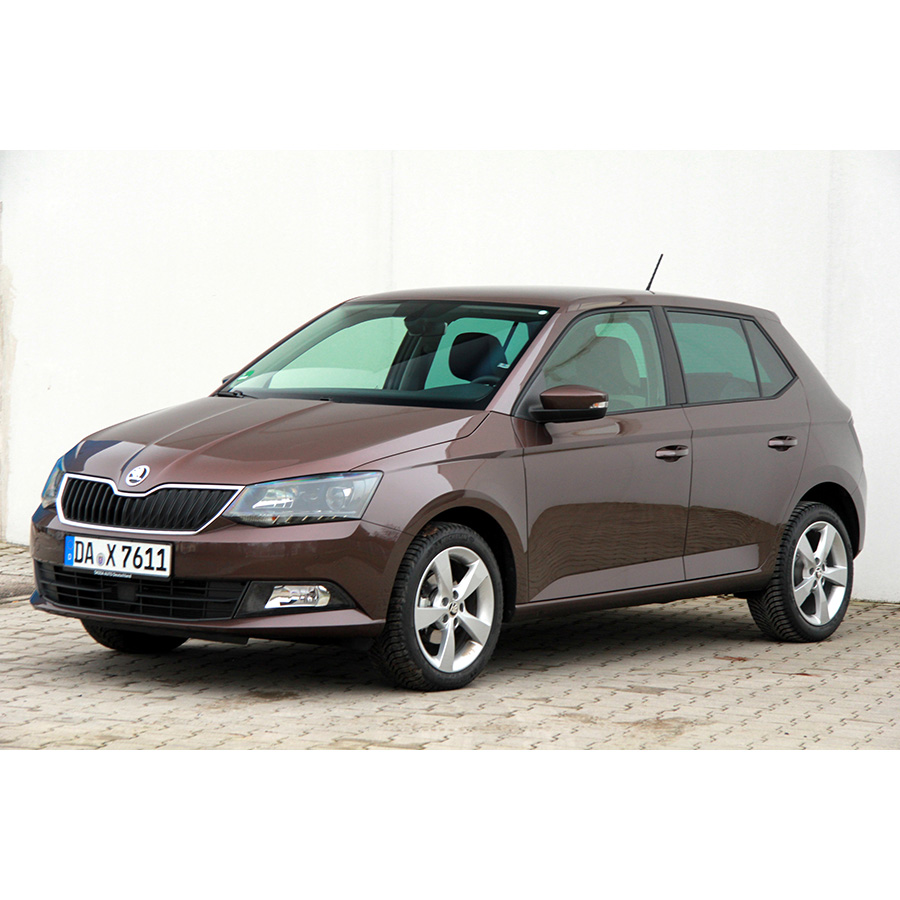 test skoda fabia 1 2 tsi 90 greentec essai voiture citadine ufc que choisir. Black Bedroom Furniture Sets. Home Design Ideas