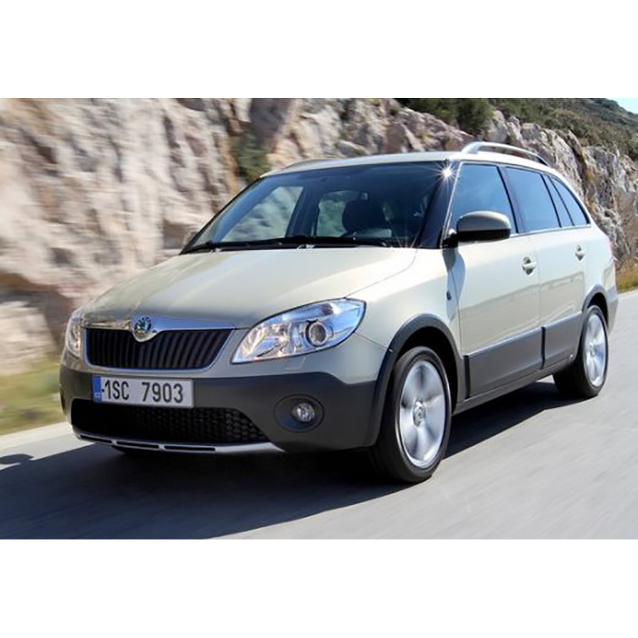 test skoda fabia combi 1 2 tsi 85 essai voiture citadine ufc que choisir. Black Bedroom Furniture Sets. Home Design Ideas