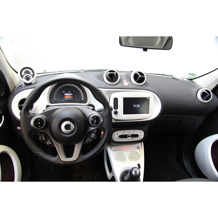 Smart Forfour 1.0 71 ch S&S -