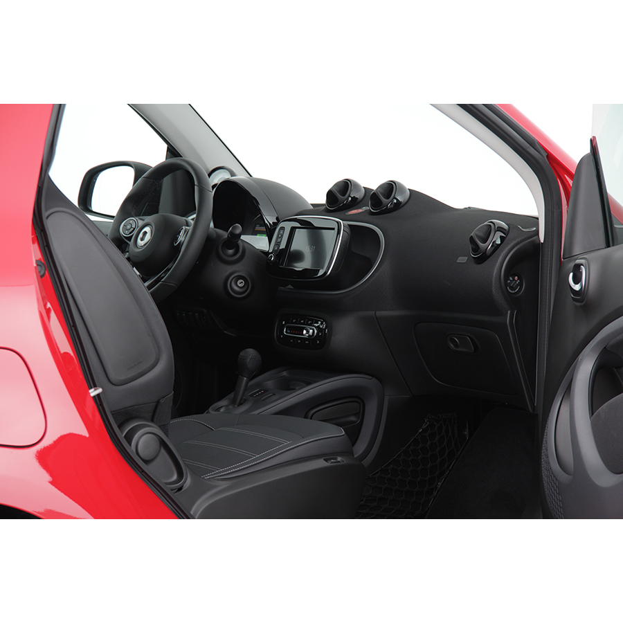 Smart Fortwo coupé 82 ch électrique BA1 -