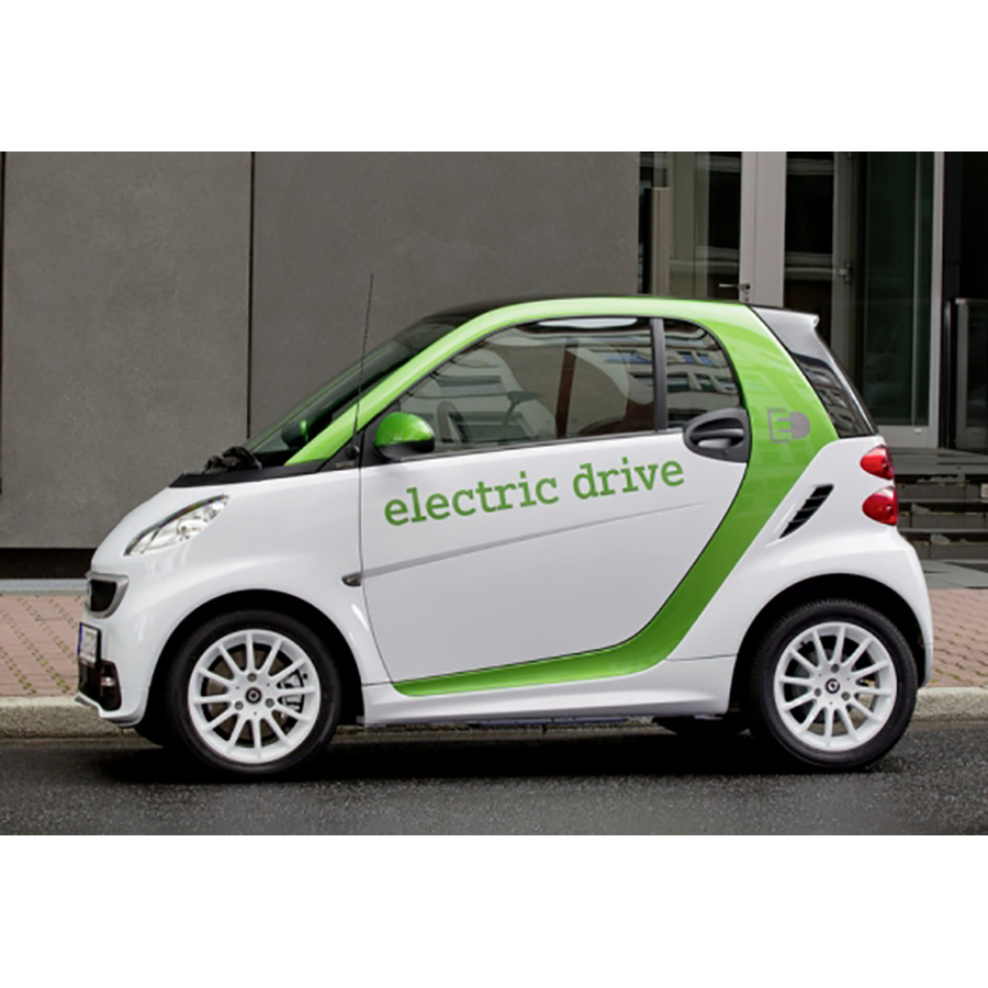 Smart Fortwo coupé Electric Drive -