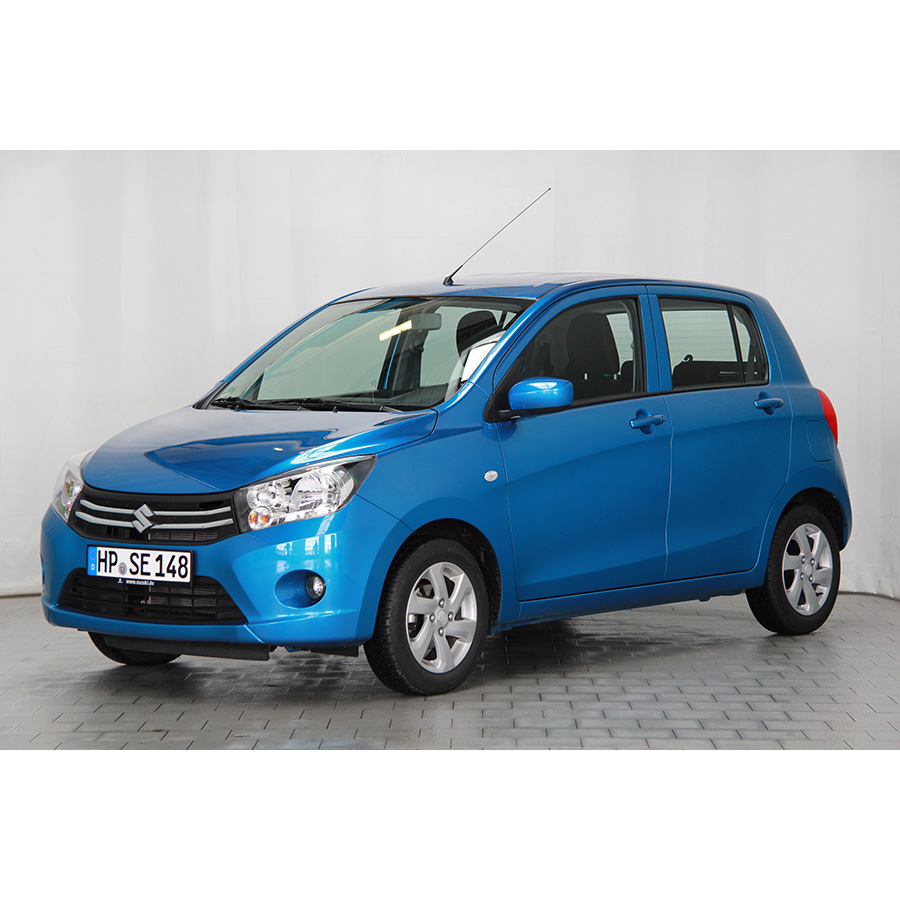 test suzuki celerio 1 0 essai voiture citadine ufc que choisir. Black Bedroom Furniture Sets. Home Design Ideas
