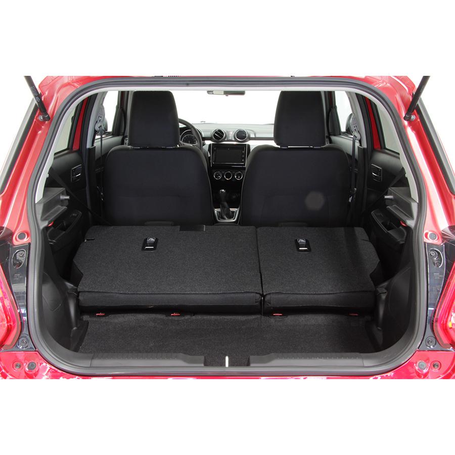 test suzuki swift 1 0 boosterjet hybride shvs essai voiture citadine ufc que choisir. Black Bedroom Furniture Sets. Home Design Ideas