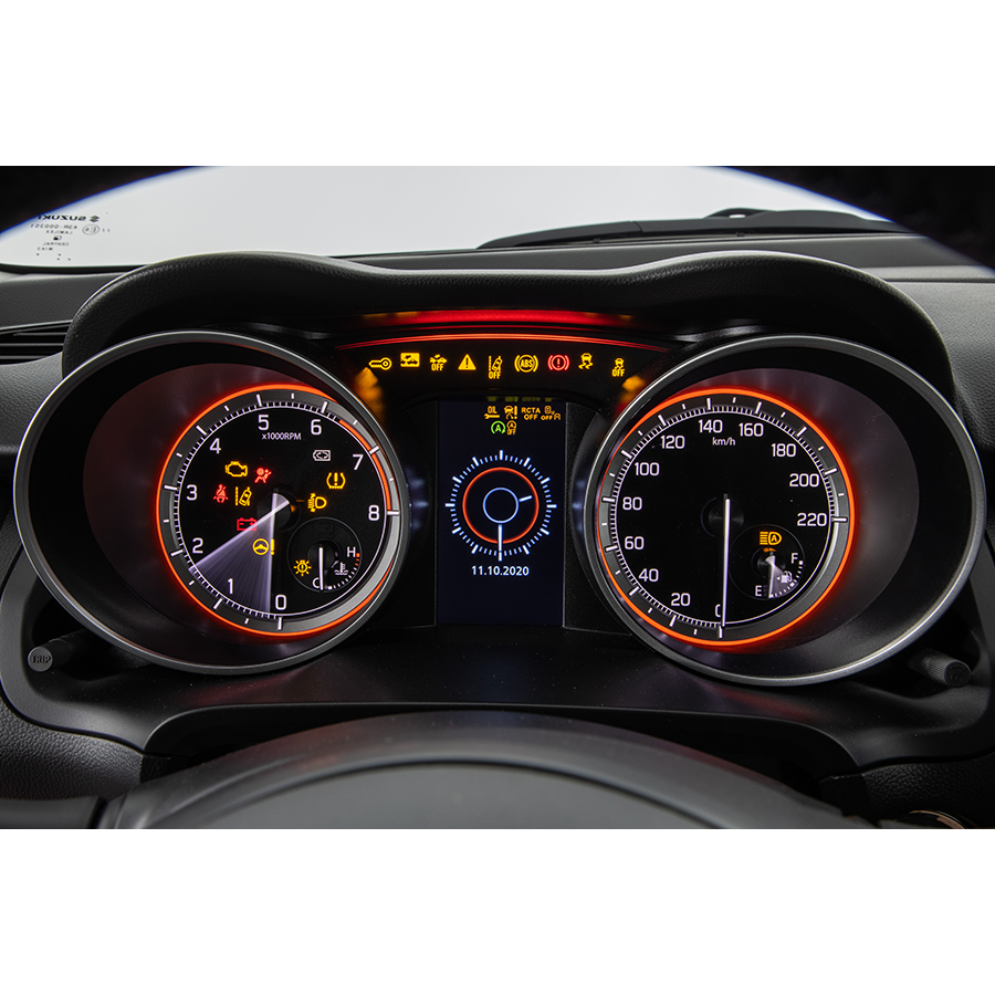 Suzuki Swift 1.2 Dualjet Hybrid -