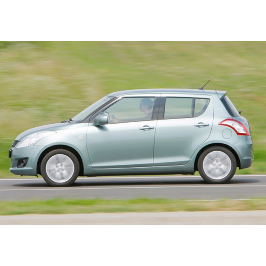 test suzuki swift iii 1 2 vvt a essai voiture citadine ufc que choisir. Black Bedroom Furniture Sets. Home Design Ideas